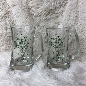 Libbey St. Patrick's Day Glassware